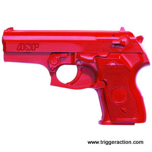ASP Red Guns are realistic